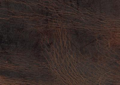 Lederboden und Lederwand BUFFALO STRUCTURE DARK CASHMERE