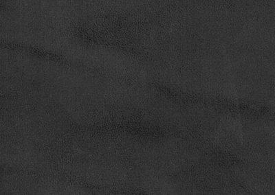 Lederboden und Lederwand MIDNIGHT BLACK