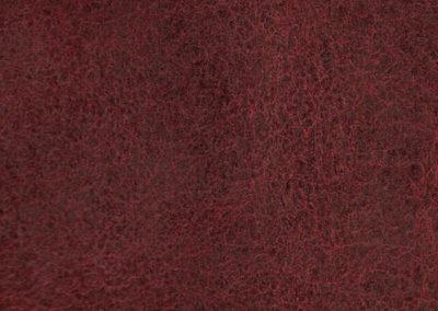 Lederboden und Lederwand STYLE RED
