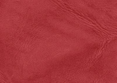 Lederboden und Lederwand SKINYY ARDENT RED